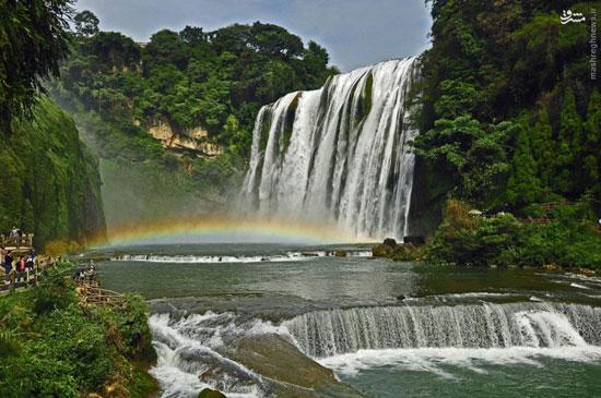 معرفی آبشار های بلند و نفس گیر جهان  + عکس