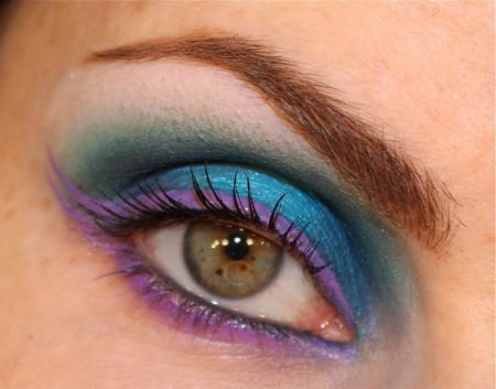 عکس هایی از مدل آرایش چشم مجلسی مدرن