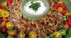 تهیه غذاهای سالم و خوشمزه برای اهل خانه