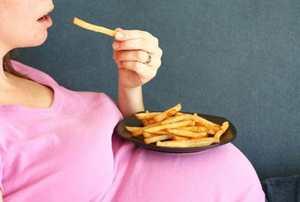 دلیل اصلی داشتن افزایش وزن در دوران بارداری