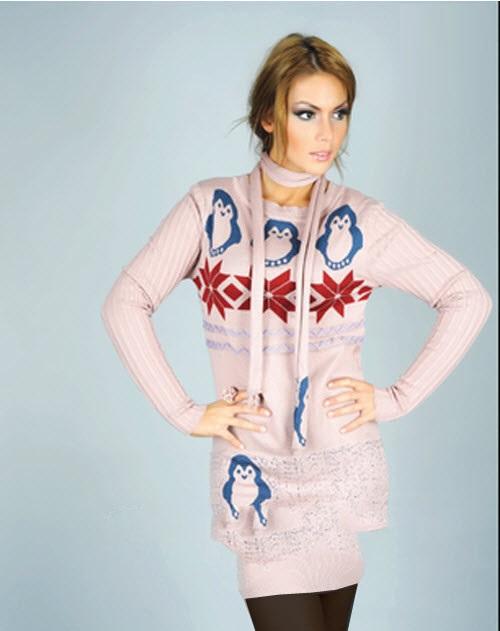 مدل های جدید ژاکت بافتنی ترکی زنانه 2014 +عکس
