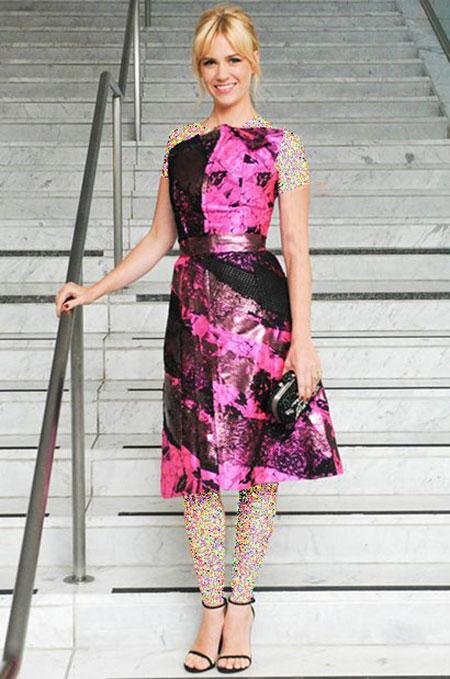 زیباترین لباسها در هفته مد لندن