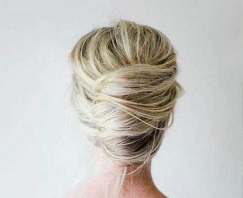 مدل های جدید مو و نحوه پیچیدن موها