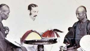 عکس های دیده نشده و نایاب از چین در سال ۱۸۶۰