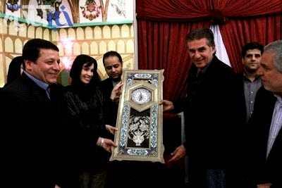 عکس های دیدنی از کارلوس کی روش در کنار پدر و همسرش