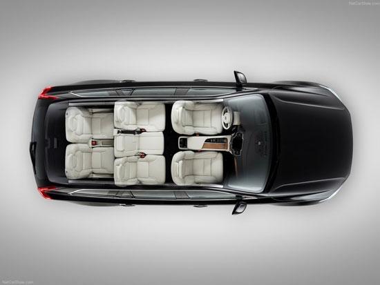 آشنایی با ارزشمندترین خودروی ولوو + عکس