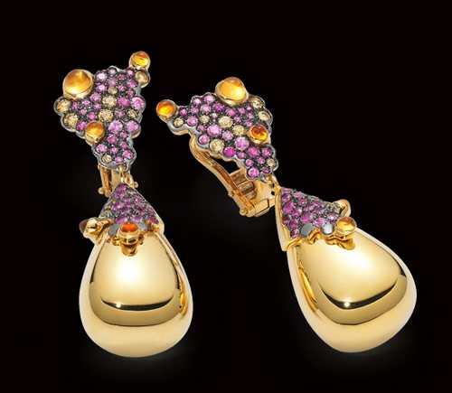 مدل هایی از جواهرات زیبای برند زنانه