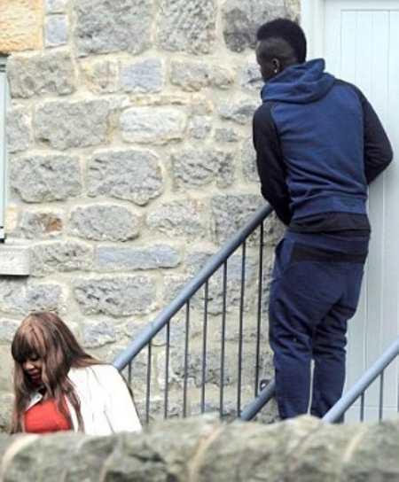 جنجال فوتبالیست 2 زنه در لیگ برتر انگلیس + عکس