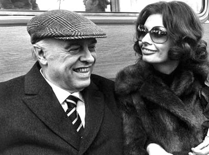 عکس های دیدنی از سوفیا لورن بازیگر محبوب ایتالیایی