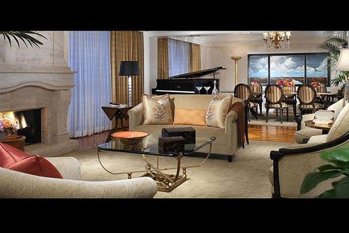 هتل های لوکس و گران قیمت +عکس