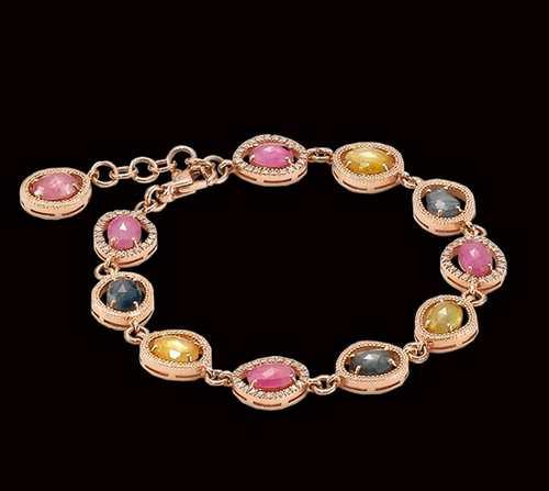 مدل جواهرات برند با نگین های گران قیمت و درخشنده