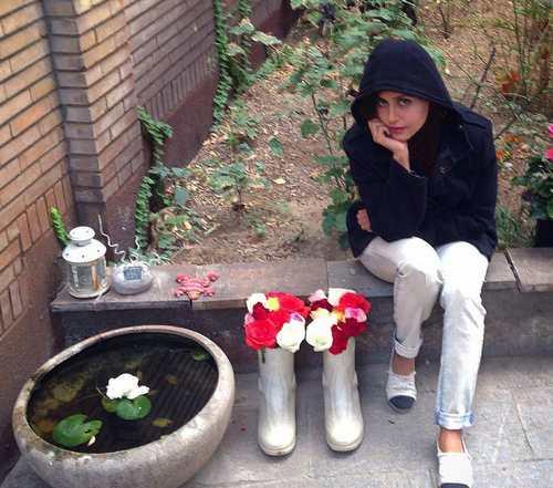 الناز شاکردوست بازیگر معروف ایرانی با ظاهر جذاب و متفاوت