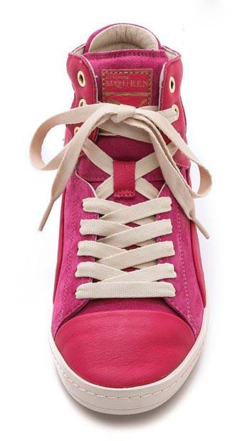 مدل های اسپرت از کفش های کتانی دخترانه جدید