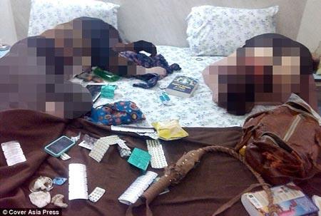 دکتر هندی که دو بیمار خود را به کشتن داد +تصاویر
