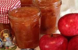دستور پخت انواع خوراکی با سیب درختی