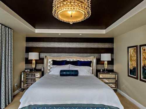 نمونه های جدید و ایده آل از دکوراسیون اتاق خواب