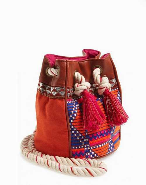 مدل های جدید کیف دخترانه کیسه ای