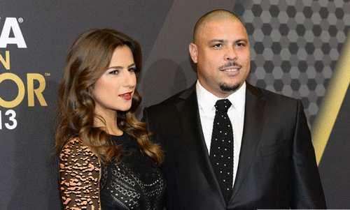 رونالدو برای چهارمین بار ازدواج میکند + عکس