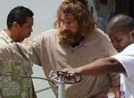 خوردن خون لاکپشت و زنده ماندن معجزه آسای یک مرد + عکس