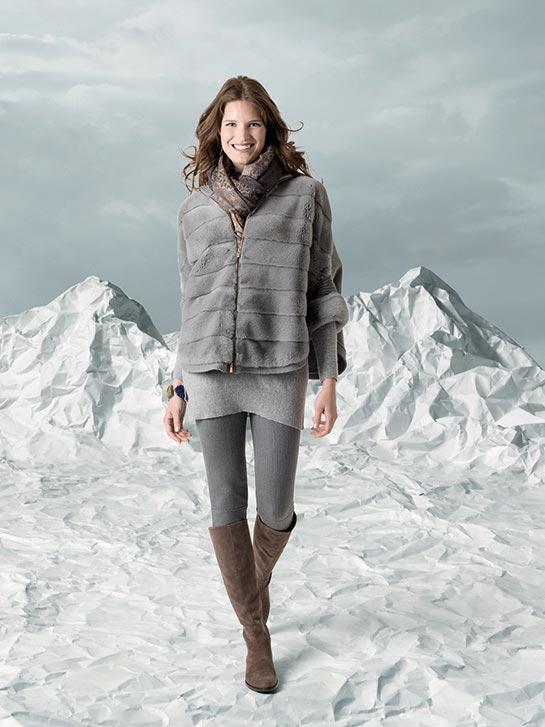 سری جدید مدل های زیبا لباس زمستانی زنانه و دخترانه