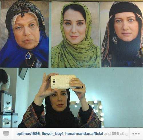 جدیدترین سری چهره های سرشناس در شبکههای اجتماعی