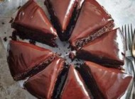 دستور پخت و تهیه کیک تر شکلاتی