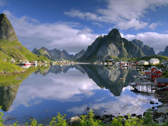 30 شهر کوچک رؤیایی کره زمین +عکس