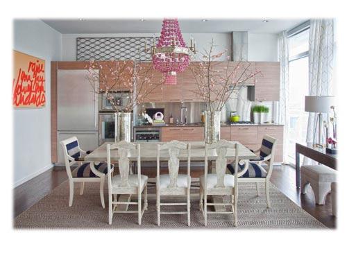 دکوراسیون آشپزخانه شیک و دوست داشتنی با طرح های متفاوت