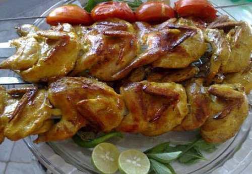 Image result for عکس گوشت مرغ کبابی
