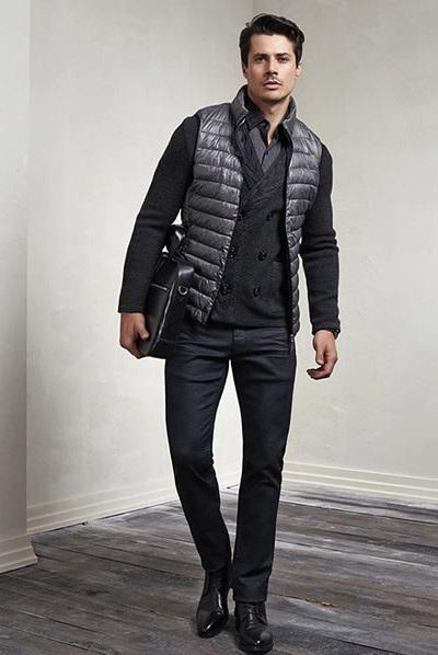 فروش لباس مردانه زمستانی