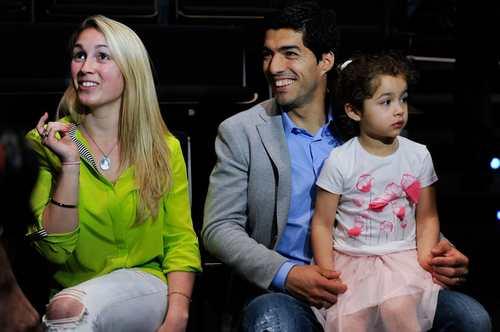 داستان زندگی شخصی لوییز سوارز فوتبالیست حرفه ای