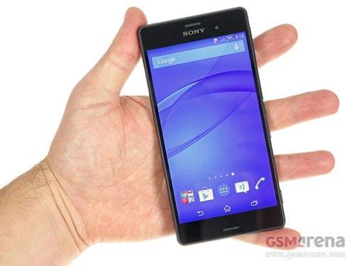 بررسی گوشی موبایل Xperia Z3 سونی