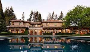 رونمایی و تصاویر گرانترین خانه بیرون شهری کالیفرنیا