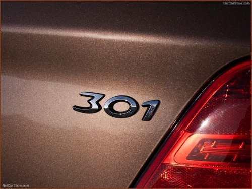 ابعاد و مشخصات پژو 301 + عکس