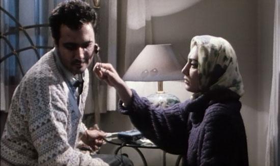 10 صحنه عاشقانه تاریخ سینمای ایران +تصاویر