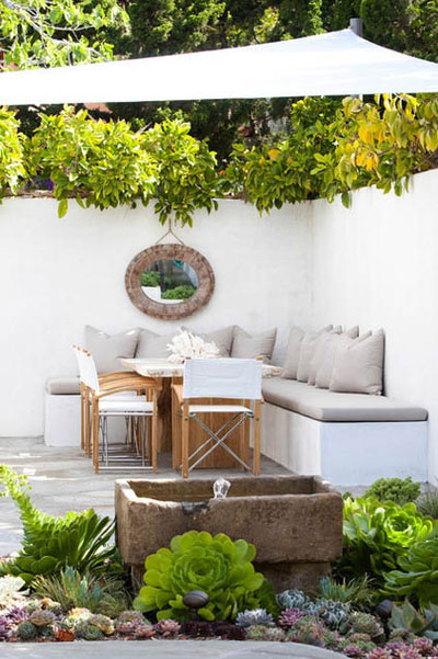 به بالکن و حیاط خلوت خانه خود سر و سامان دهید