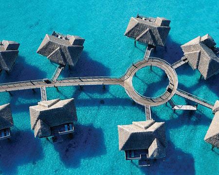 جزایر زیبا و فوق العاده دیدنی بورا بورا +عکس