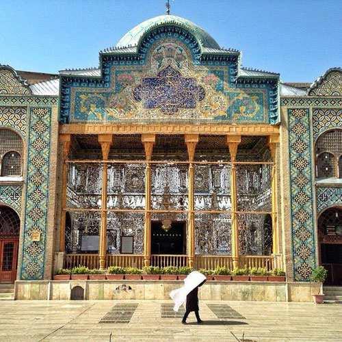 عکس های دیدنی و جالب از اینجا ایران است