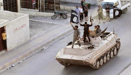 عکس های پایتخت گروه داعش