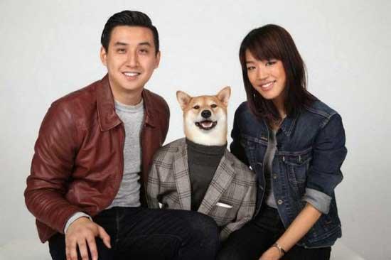 سگی با حقوق 36 میلیون تومانی! +عکس