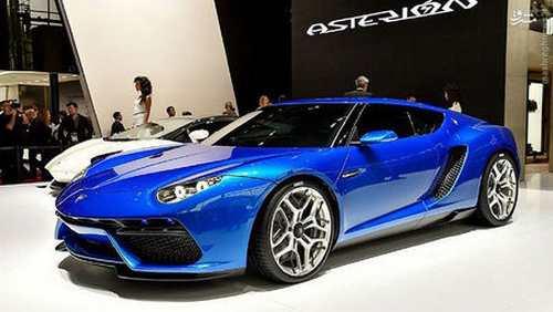 تصاویر دیدنی از نمایشگاه خودروی 2014 پاریس