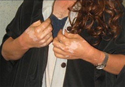 مرد زن نمای اصفهانی بازداشت شد +عکس