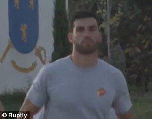 سرباز اسپانیایی به عنوان جذاب ترین مرد دنیا +تصاویر