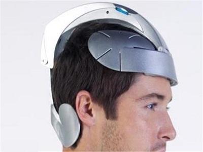 ماساژ راحت پوست سر با اختراع کلاه هوشمند + عکس