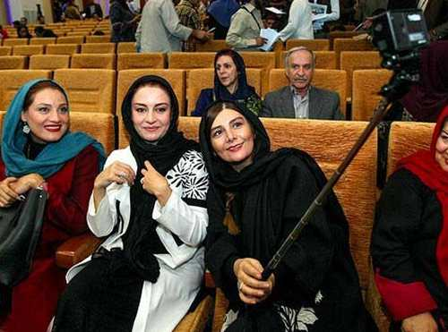 چهره های سرشناس و ایرانی در جامعه مجازی