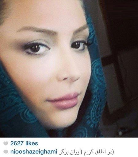 عکس های چهره های محبوب و سرشناس در شبکههای اجتماعی
