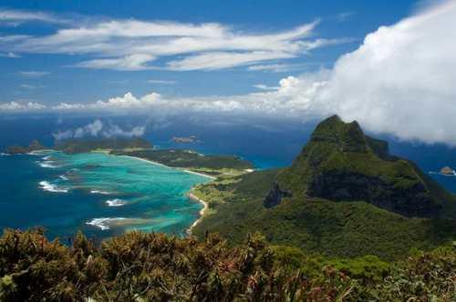 رونمایی بینظیر از زیباترین جزیره های جهان + عکس