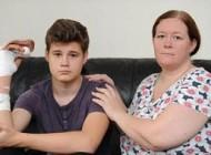 شیرینکاری پسر 15 ساله با نامزدش در رختخواب کار دستش داد! +عکس