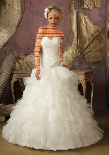 متنوع ترین نمونه هایی از مدل لباس عروس شیک و زیبا