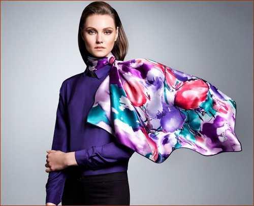 مدل های جدید روسری زنانه برند ترکیه